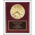 BC68 Rosewood Finished Wall Clock